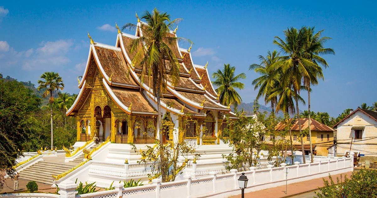 Luang Prabang musee