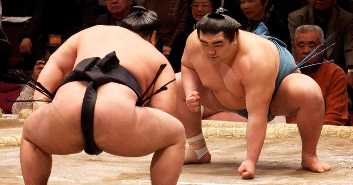 lutteur de sumo