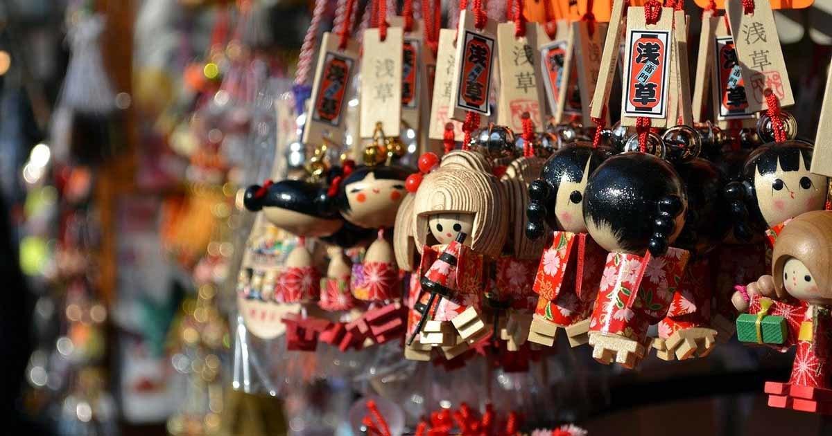 souvenir japonais