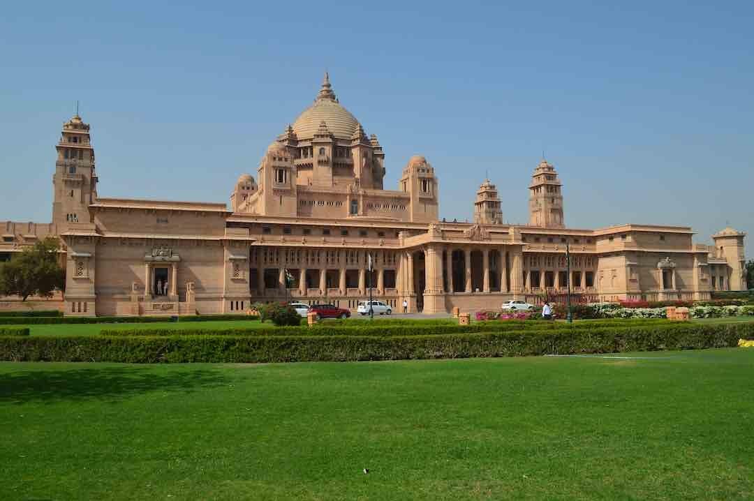palais impériaux indiens